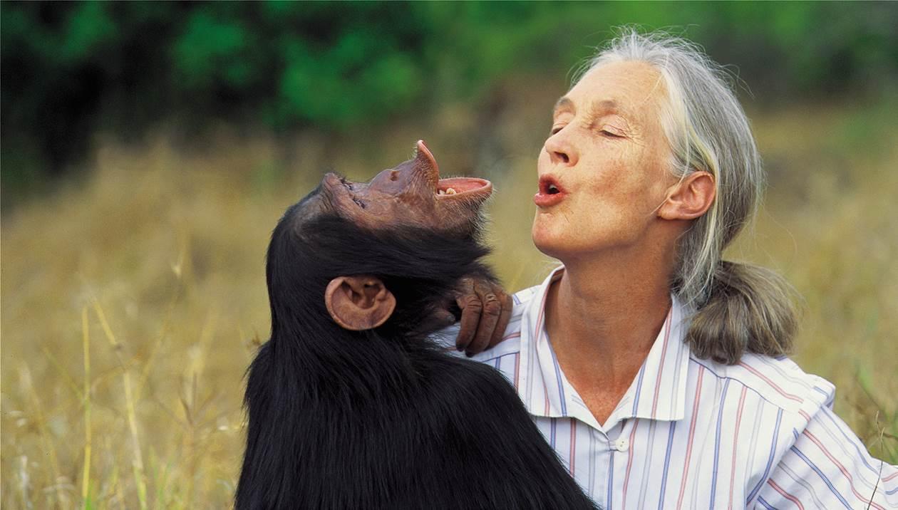 Dr Jane Goodall: Ξεδίπλωσε με μηνύματα ζωής... τη ζωή της η γυναίκα - θρύλος