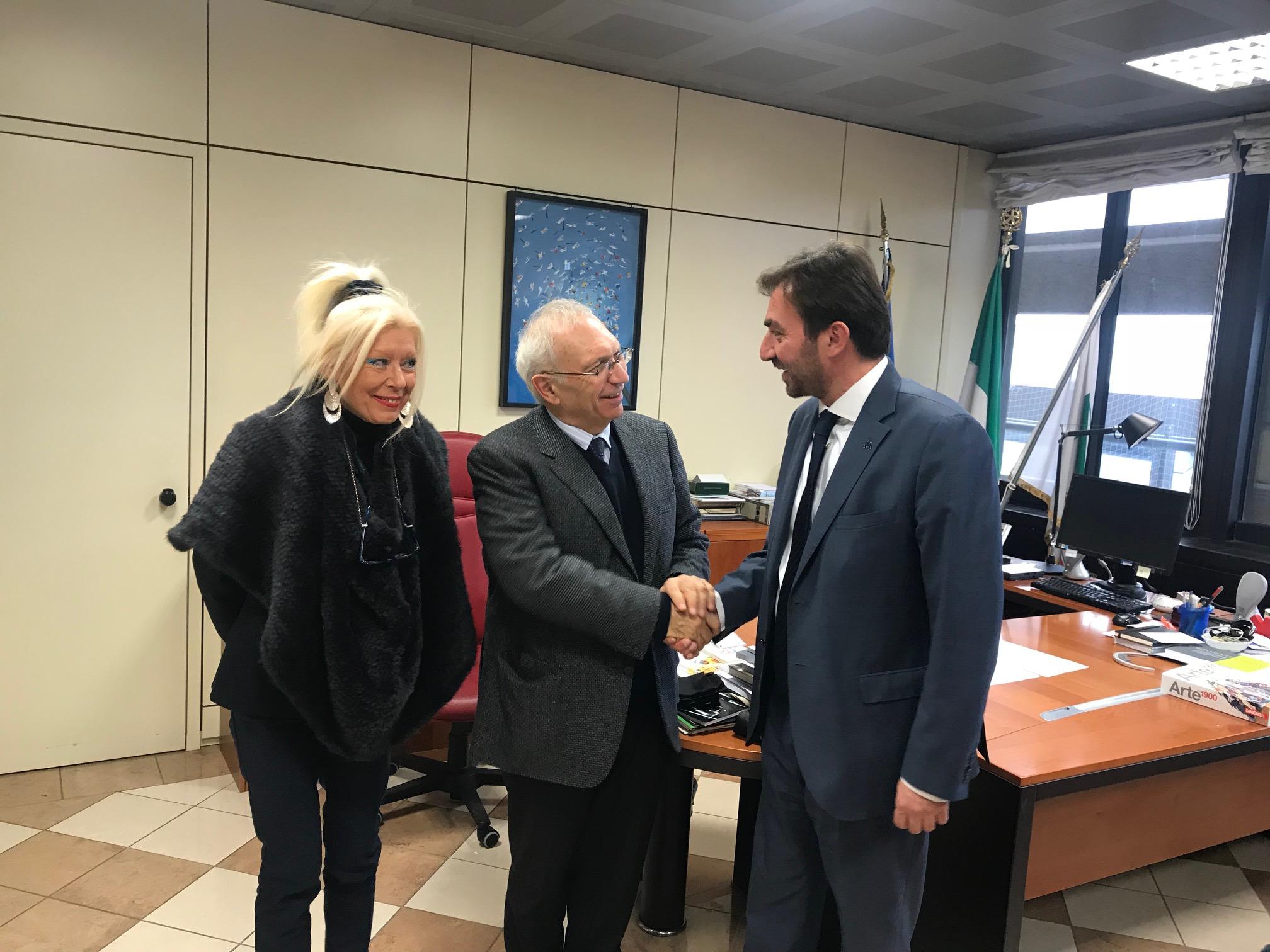 Σε εξέλιξη οι επαφές της Περιφέρειας Κρήτης για την Ανάπτυξη Διμερών Σχέσεων