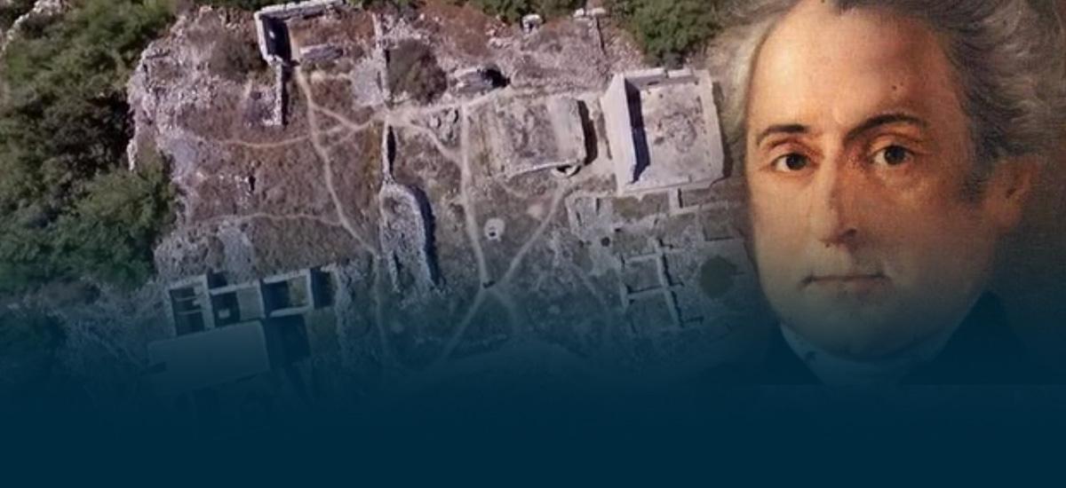 Στην Κρήτη ο τάφος της οικογένειας του Διονύσιου Σολωμού