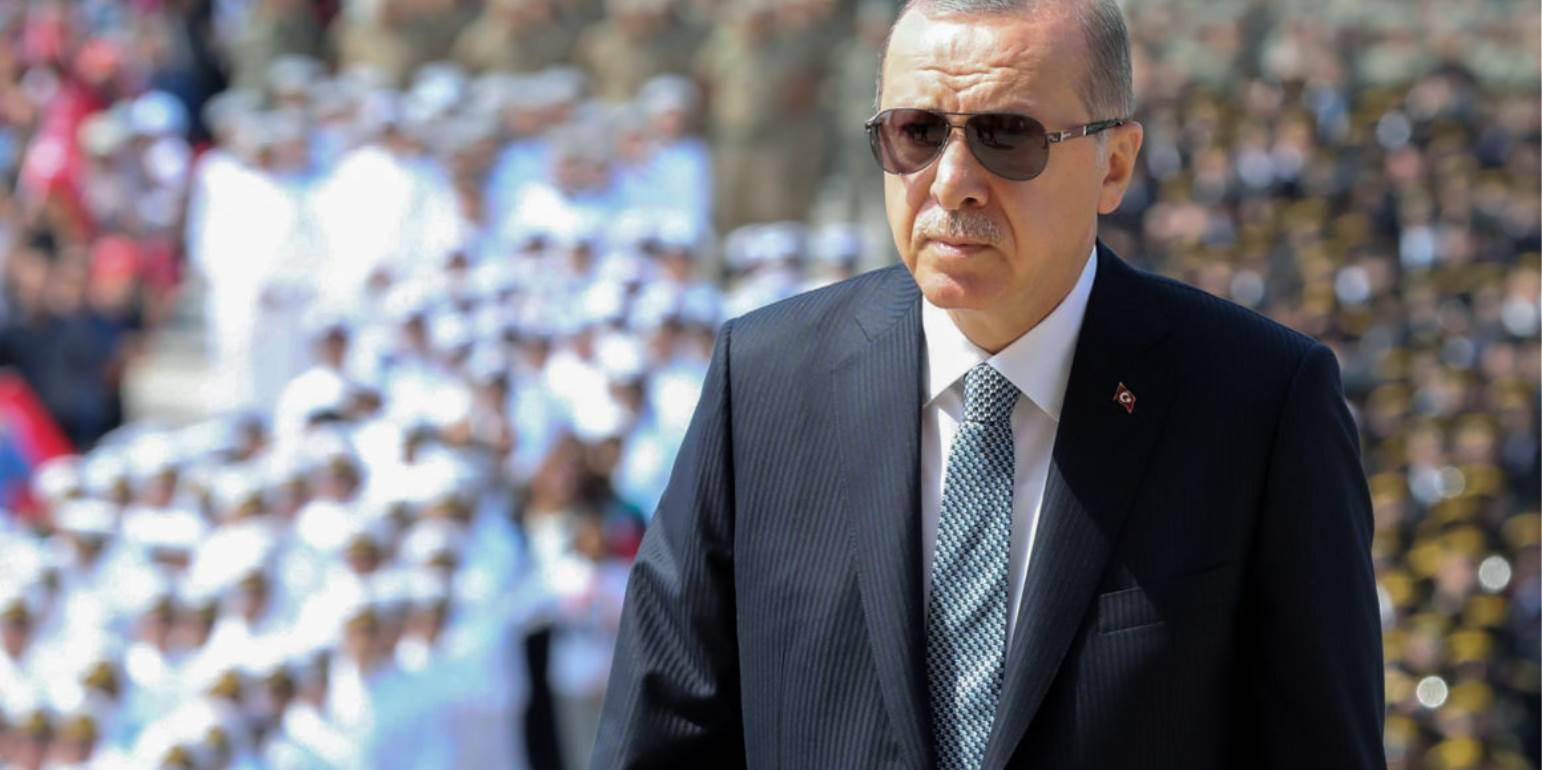 Ερντογάν: Η Κρήτη και τα άλλα νησιά δεν έχουν υφαλοκρηπίδα