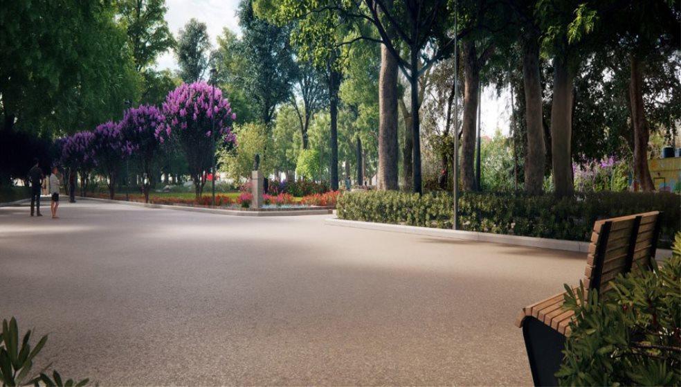 Έτσι θα γίνει το πάρκο Γεωργιάδη