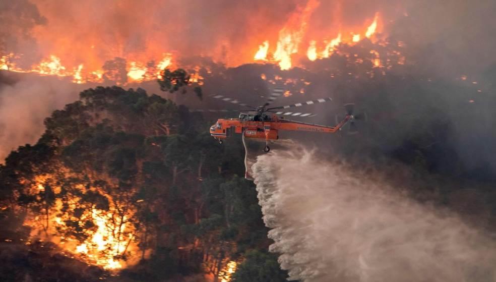 Αυστραλία: Συνετρίβη πυροσβεστικό αεροσκάφος - Νεκροί οι επιβαίνοντες