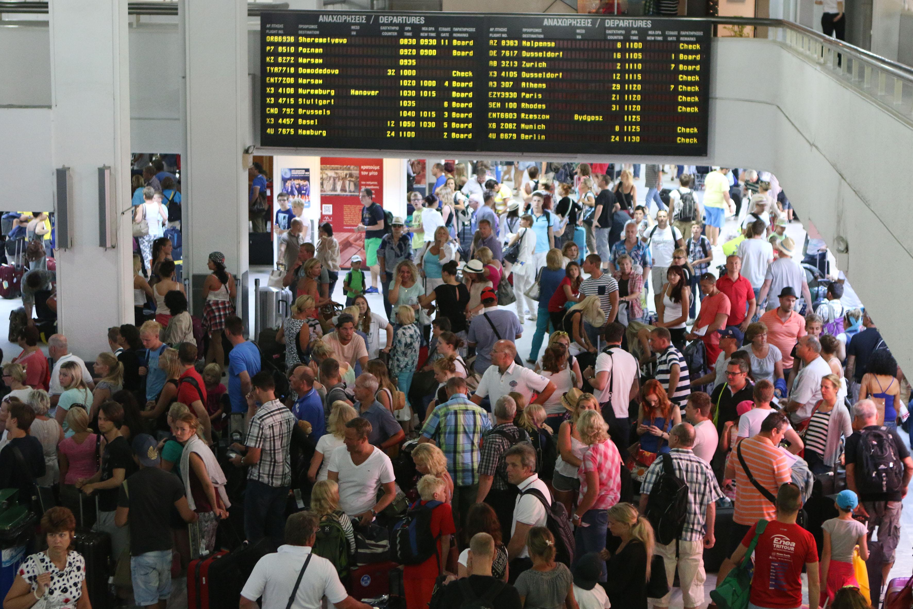 Τουρισμός: 1 εκατομμύριο κρατήσεις την ημέρα - Κατακόρυφη άνοδος των κρατήσεων από Βρετανία