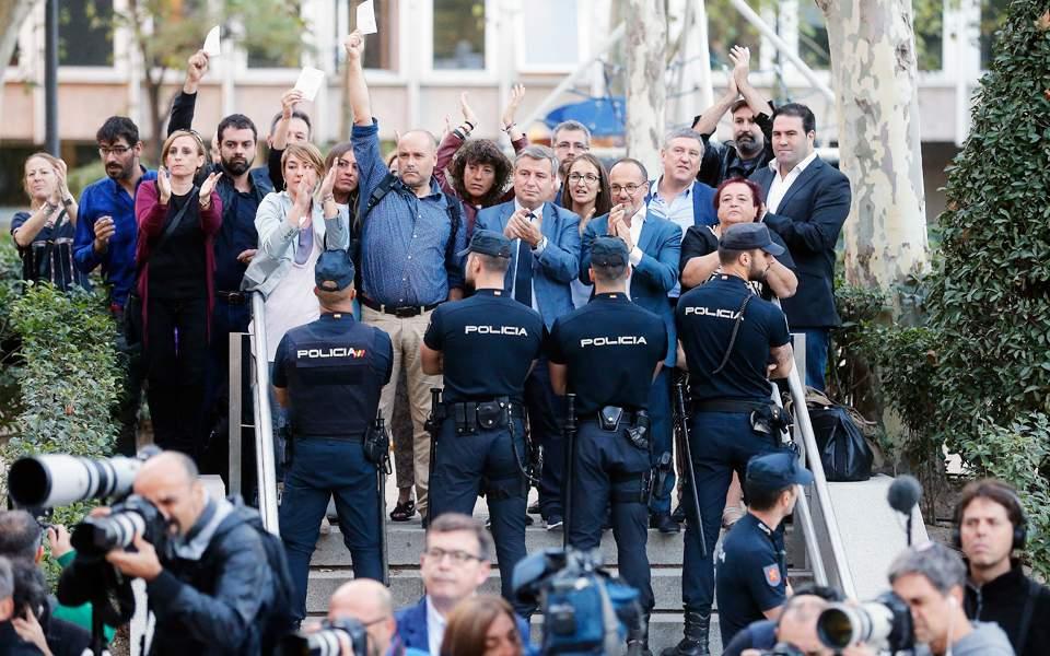 Αβεβαιότητα στην Καταλωνία