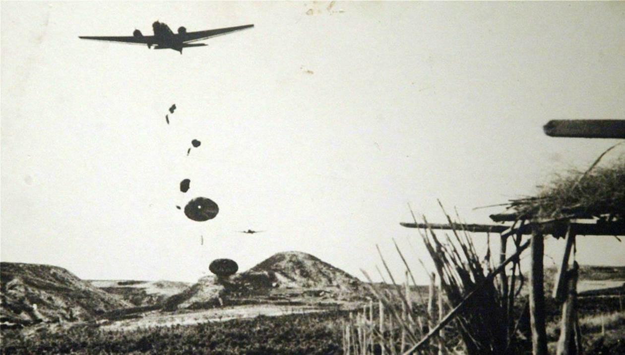 Η Μάχη της Κρήτης τιμάται στο Δήμο Μινώα Πεδιάδος