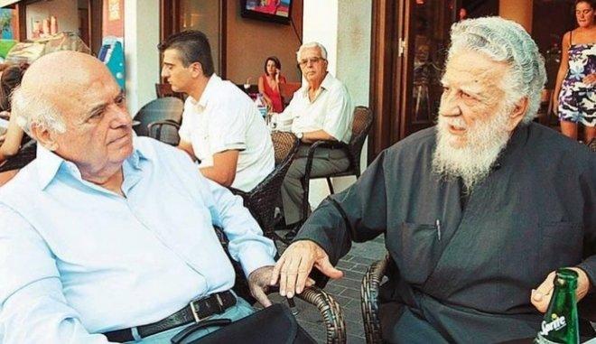 Πέθανε ο ιερέας που κήδεψε τον Ν. Καζαντζάκη