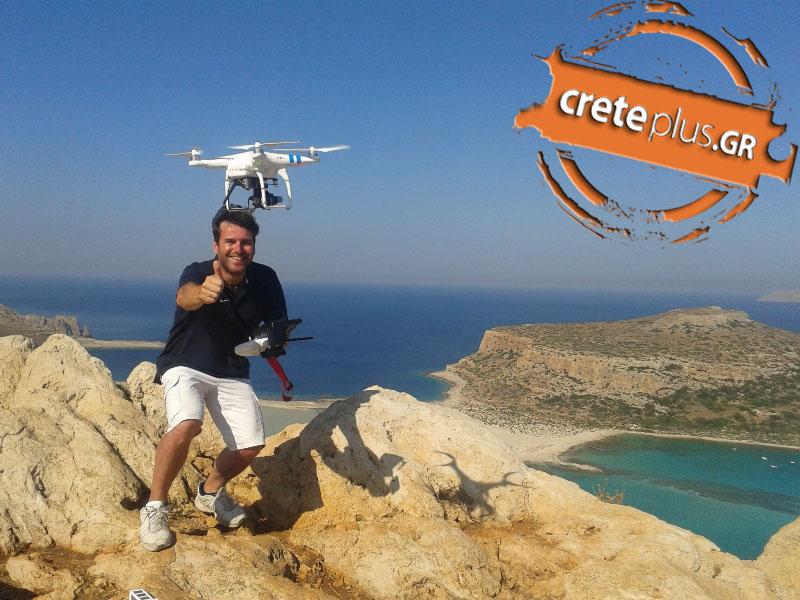 Νίκος Σαράντος: Ο Ηρακλειώτης πίσω από τα βίντεο για την Κρήτη που κάνουν το γύρο του κόσμου! (pics+vids)