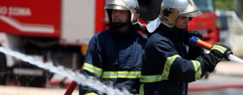 Φωτιά στις Κορφές - Πνέουν ισχυροί νοτιάδες