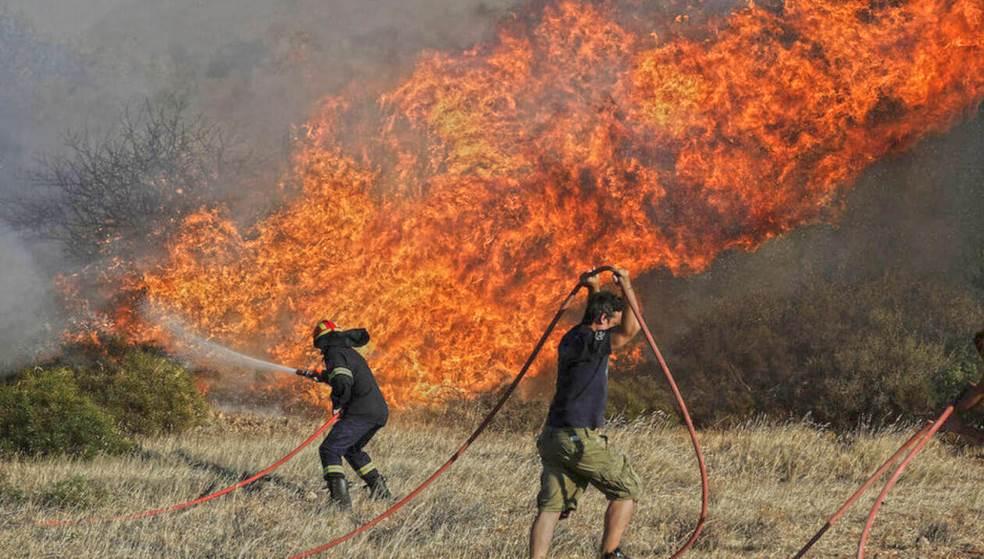 Έβαλε φωτιά στην περιοχή του ΒΙΟ.ΠΑ Τυλίσου
