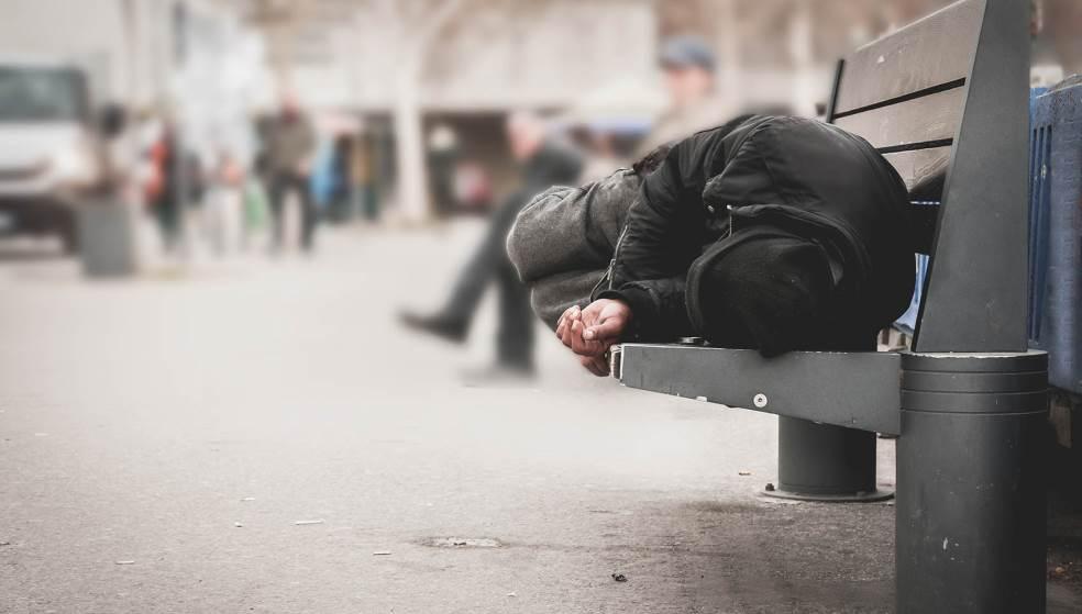 Παραμένει άστεγος εδώ και 22 χρόνια