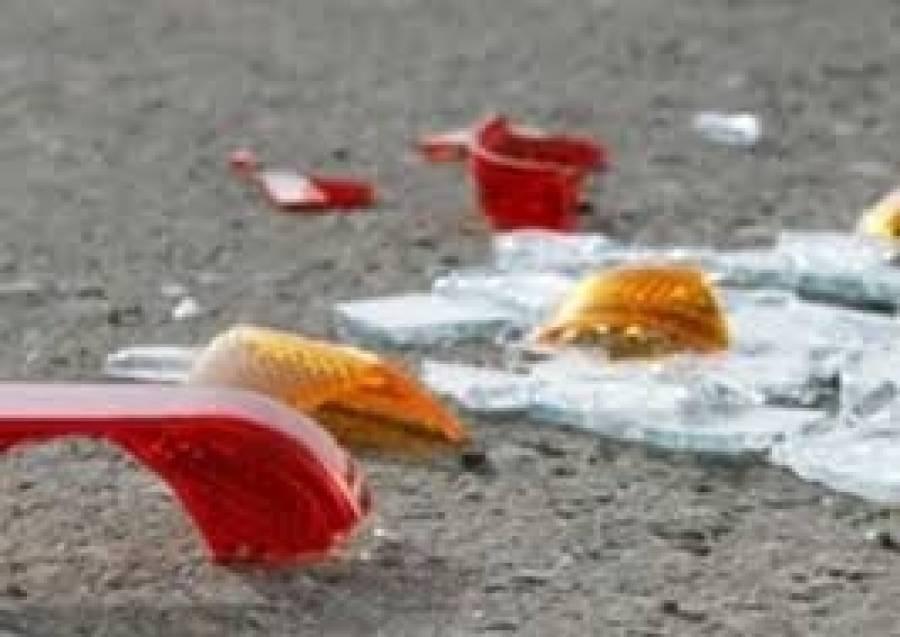 Τροχαίο ατύχημα με εγκλωβισμό δύο ατόμων