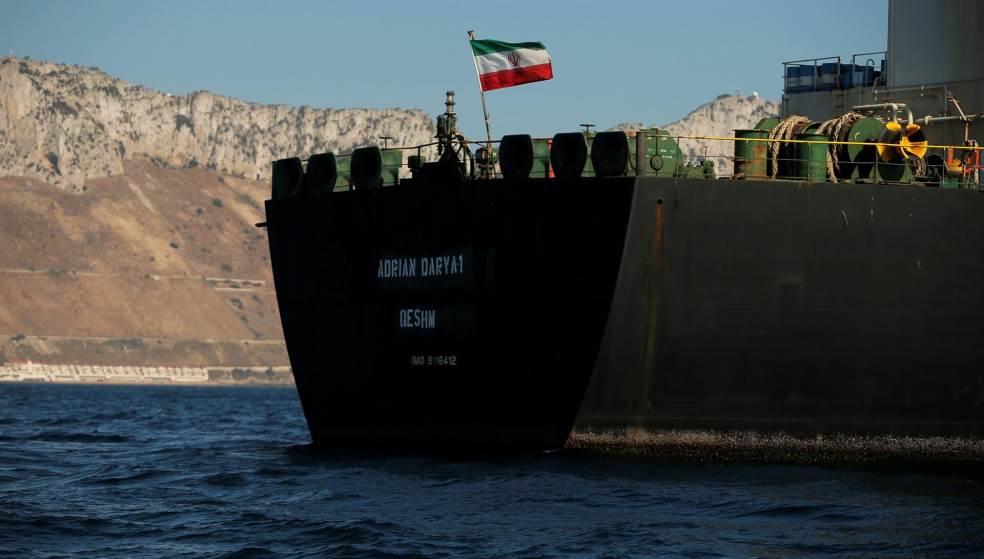 Δυτικά της Κρήτης το ιρανικό τάνκερ - Άλλαξε ξανά ρότα