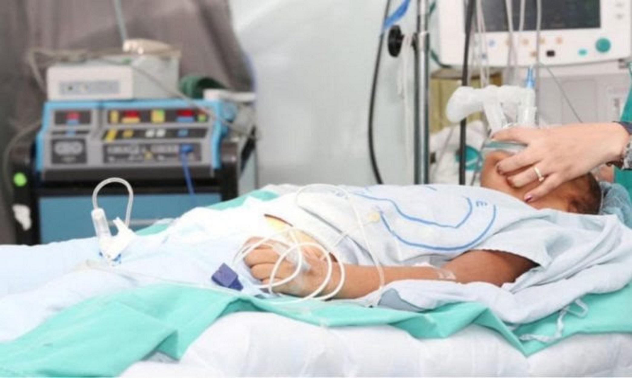 Αεροδιακομιδή στο Ηράκλειο για 47χρονο με γρίπη