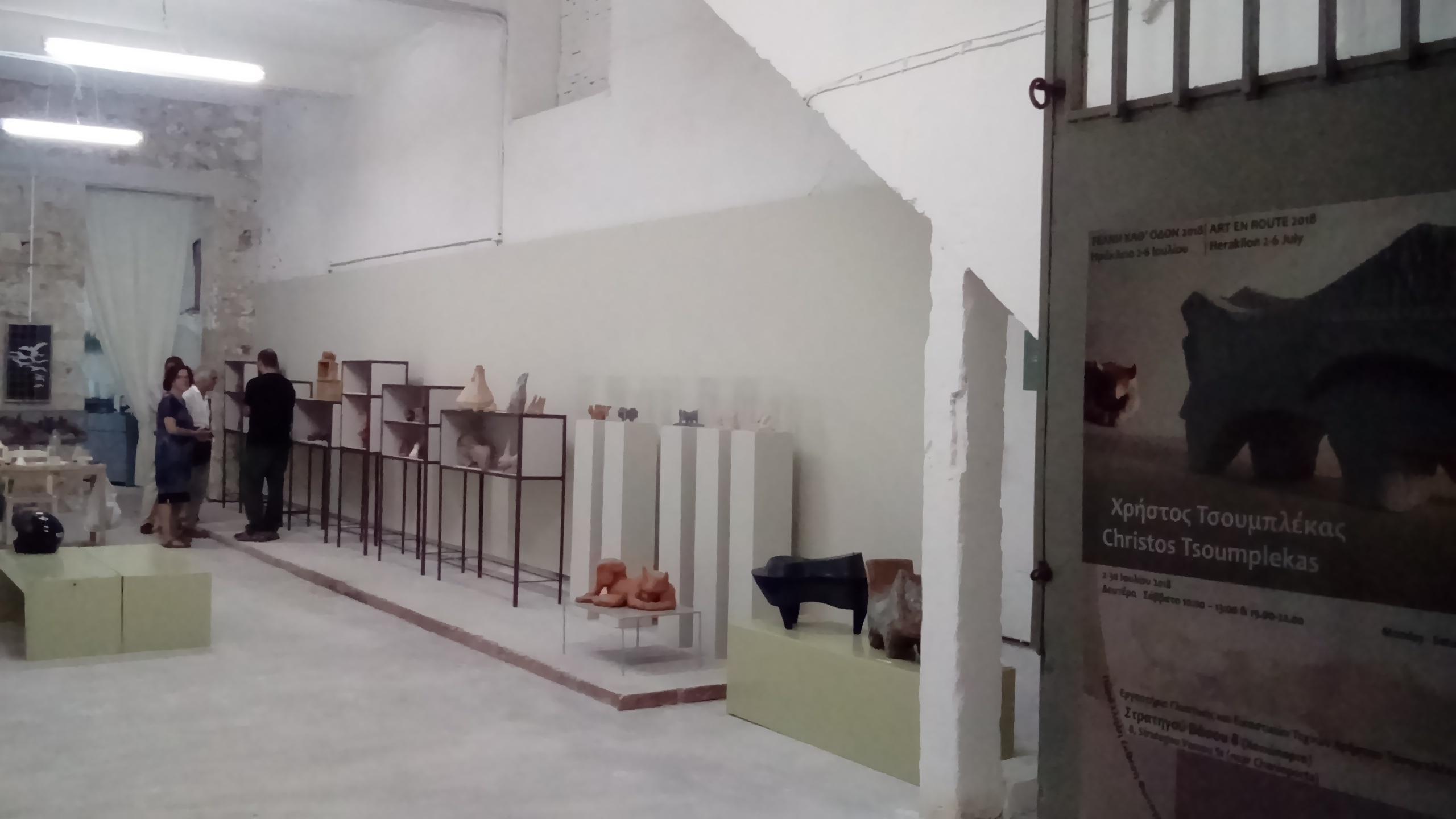 Ένας νέος χώρος τέχνης στο Ηράκλειο