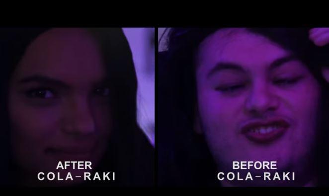 Οι Αλ - Γιάιντα ξαναχτυπούν με το Cola-RAKI (vid)