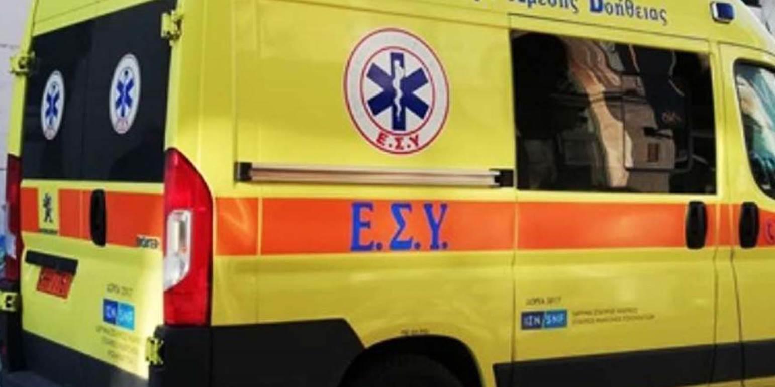 Ατύχημα με μαθητή σε σχολείο του Ηρακλείου, μετά από πτώση