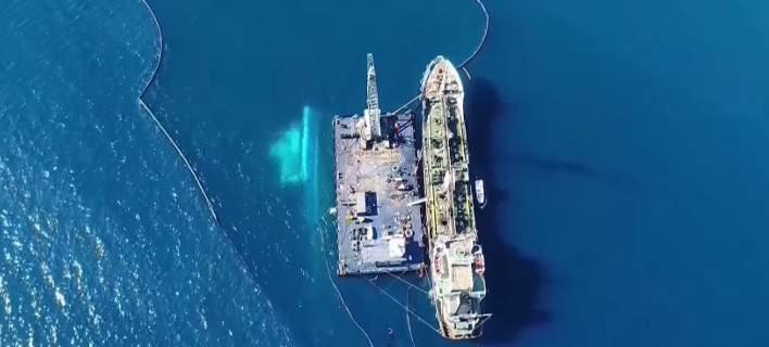 Απίστευτο: Το δεξαμενόπλοιο που έστειλαν στην απάντληση του «Αγία Ζώνη ΙΙ» μετέφερε λαθραία καύσιμα