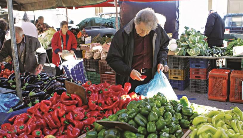 Αλλάζει «στέκι» η λαϊκή αγορά μετά από 14 χρόνια