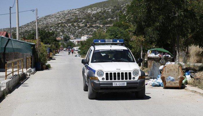 Ρομά επιτέθηκαν σε αστυνομικό και του έκλεψαν το όπλο