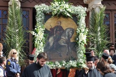 Άγιος Μηνάς: Το Ηράκλειο γιορτάζει και τιμά τον πολιούχο του