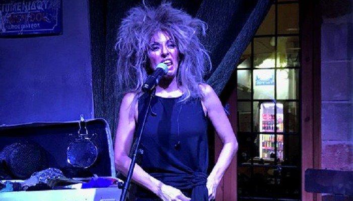 Γέλιο μέχρι δακρύων σε show της Ματθίλθης Μαγγίρα στα Χανιά (βίντεο + φωτο)