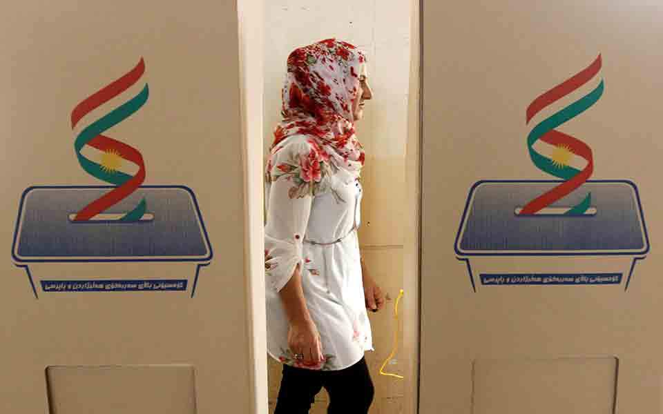 Το Κουρδιστάν ψηφίζει για ανεξαρτησία
