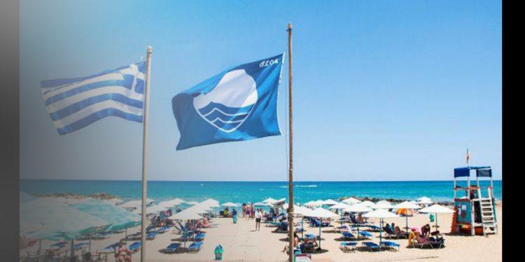 Αυτές είναι οι παραλίες στην Κρήτη με Γαλάζια Σημαία (λίστα)