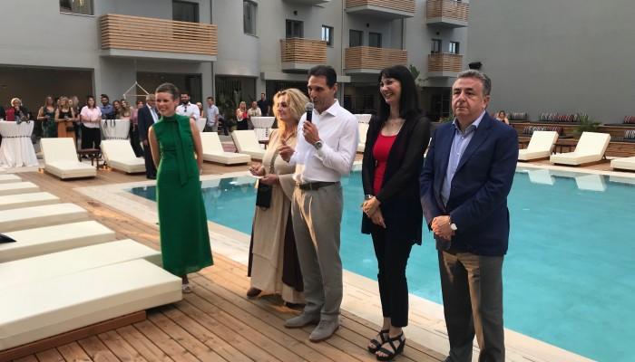 Mε επισημότητα τα εγκαίνια του νέου ξενοδοχείου Cook's Club Hersonissos