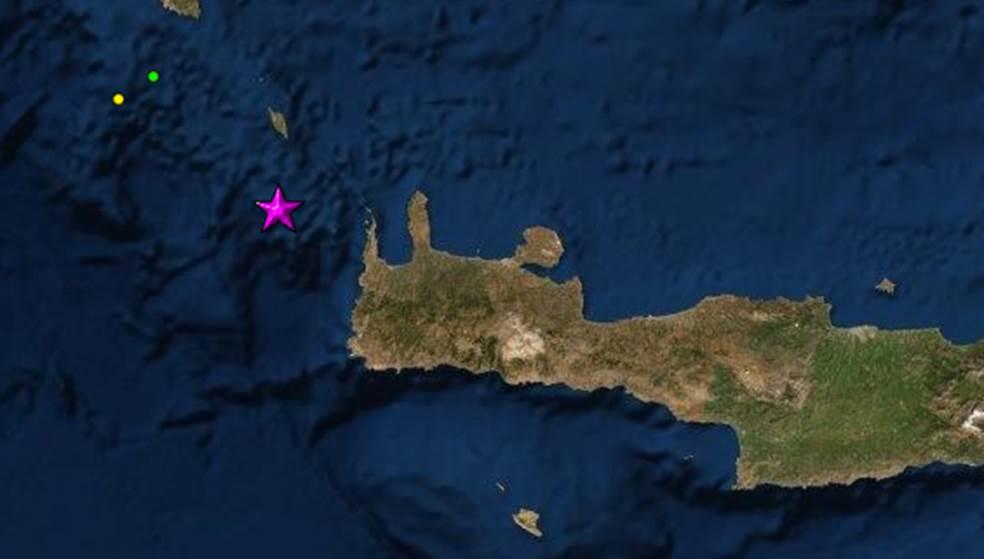 Τσελέντης: Σεισμός μέχρι και 7 Ρίχτερ μεταξύ Κυθήρων - Κρήτης τα επόμενα χρόνια;
