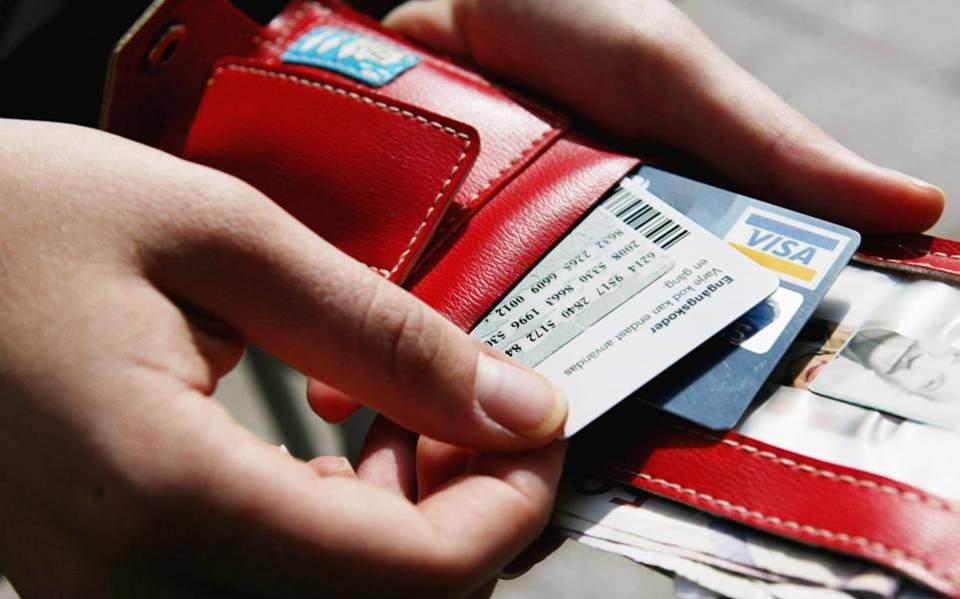 Αυξήθηκαν κατά 40% οι συναλλαγές με κάρτες το α΄ 3μηνο