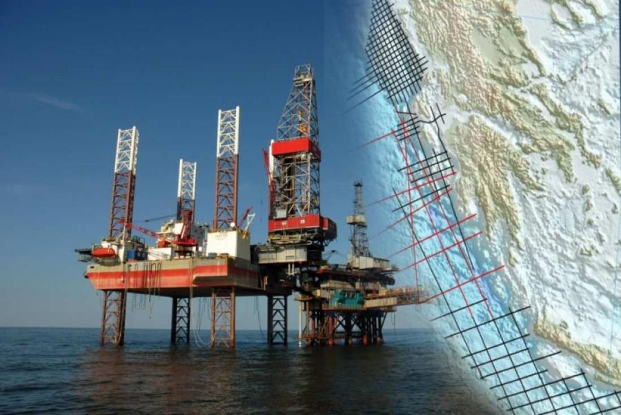 Άρχισε ο νέος διαγωνισμός υδρογονανθράκων και για τη νότια Κρήτη