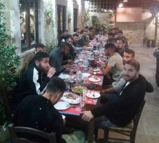 Μια όμορφη βραδιά για το ποδοσφαιρικό τμήμα του ΟΦΗ
