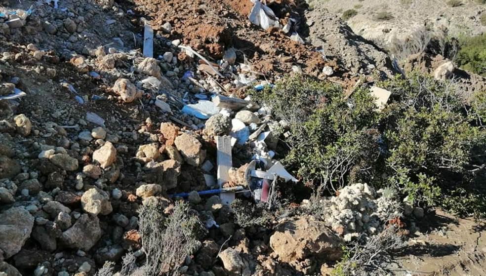 «Πληγή» οι παράνομες χωματερές στην Ιεράπετρα – Δεν έχουν που να αφήσουν τα οικοδομικά μπάζα