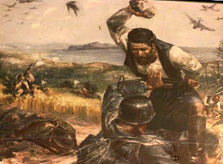 Εκδηλώσεις για τον εορτασμό των 76 χρόνων από τη Μάχη της Κρήτης