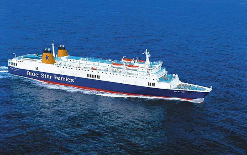 Το πλοίο επέστρεψε στο Ηράκλειο λόγω τραυματισμού επιβάτη