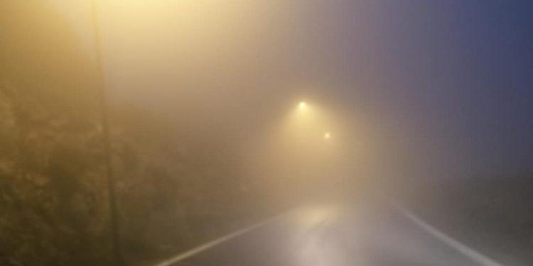 Ορατότης μηδέν – Προσοχή στους οδηγούς που κινούνται στο Οροπέδιο