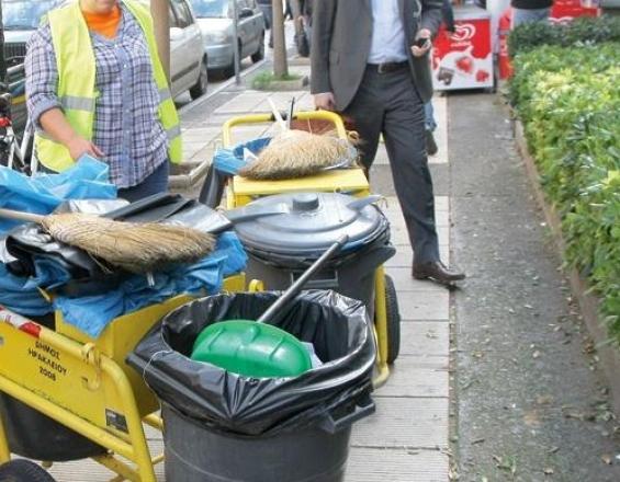 Εργαζόμενοι στην καθαριότητα - Τέλος η κατάληψη προχωρούν... σε επίσχεση