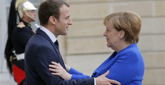 Το όραμα του Μακρόν για την ΕΕ, δύο μέρες μετά τις γερμανικές εκλογές