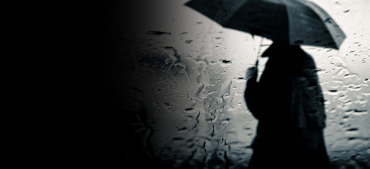 Χειμωνιάτικος ο καιρός με ισχυρές βροχές κατά τόπους και χαμηλές θερμοκρασίες
