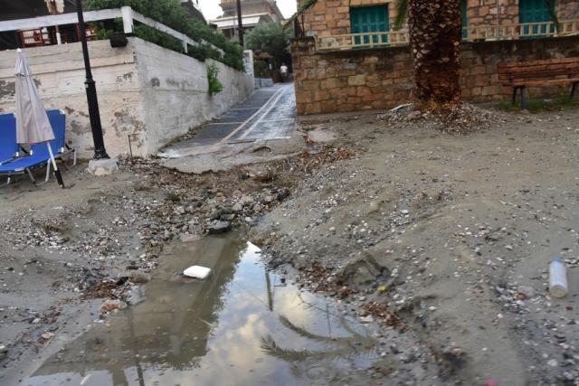 Κρήτη: Αποζημιώσεις σε δήμους για καταστροφές από την κακοκαιρία