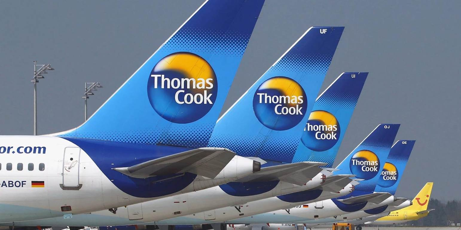 Thomas Cook: «Σκληρό πόκερ» για την κάλυψη των τουριστικών θέσεων