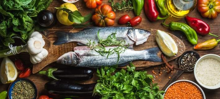 Η μεσογειακή διατροφή αποτελεί «ασπίδα» προστασίας και για το περιβάλλον