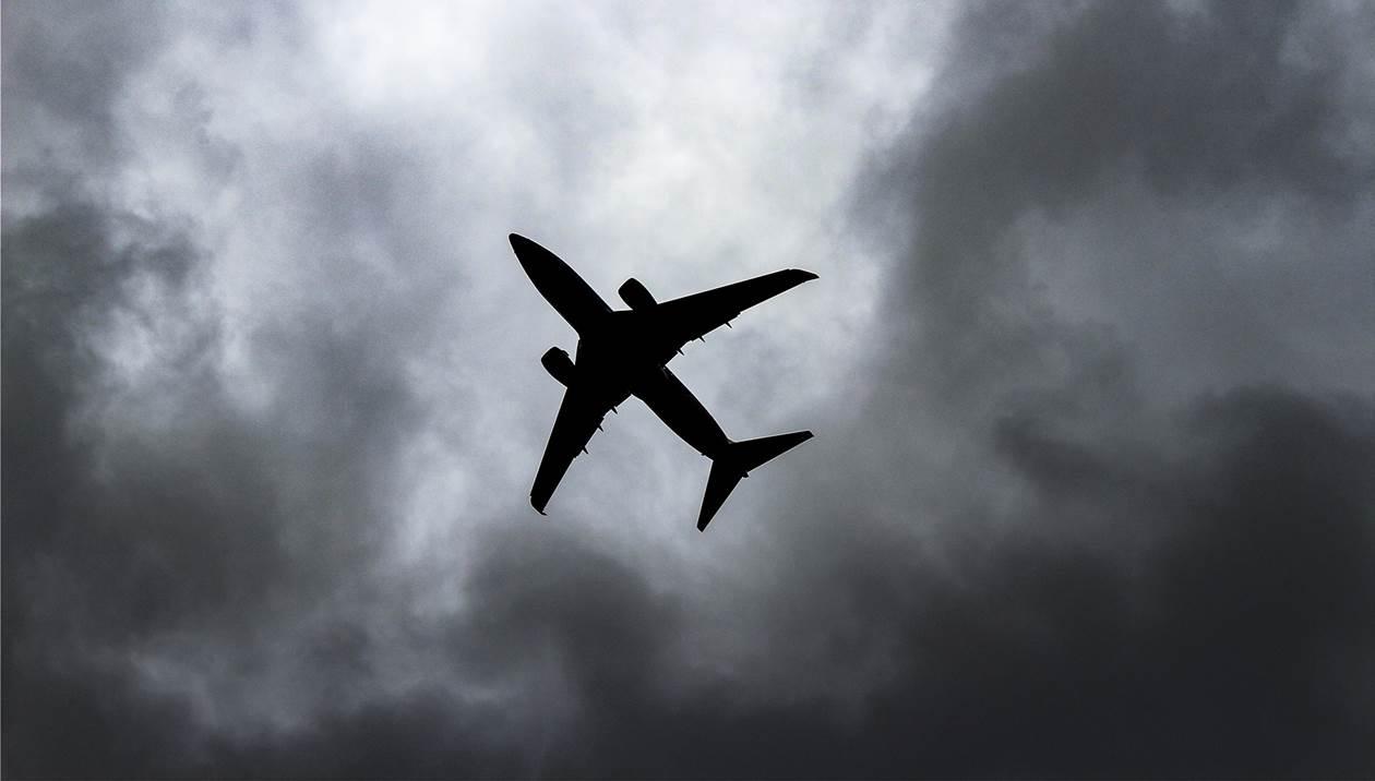 Ακυρώθηκαν δύο πτήσεις για Ηράκλειο λόγω σκόνης