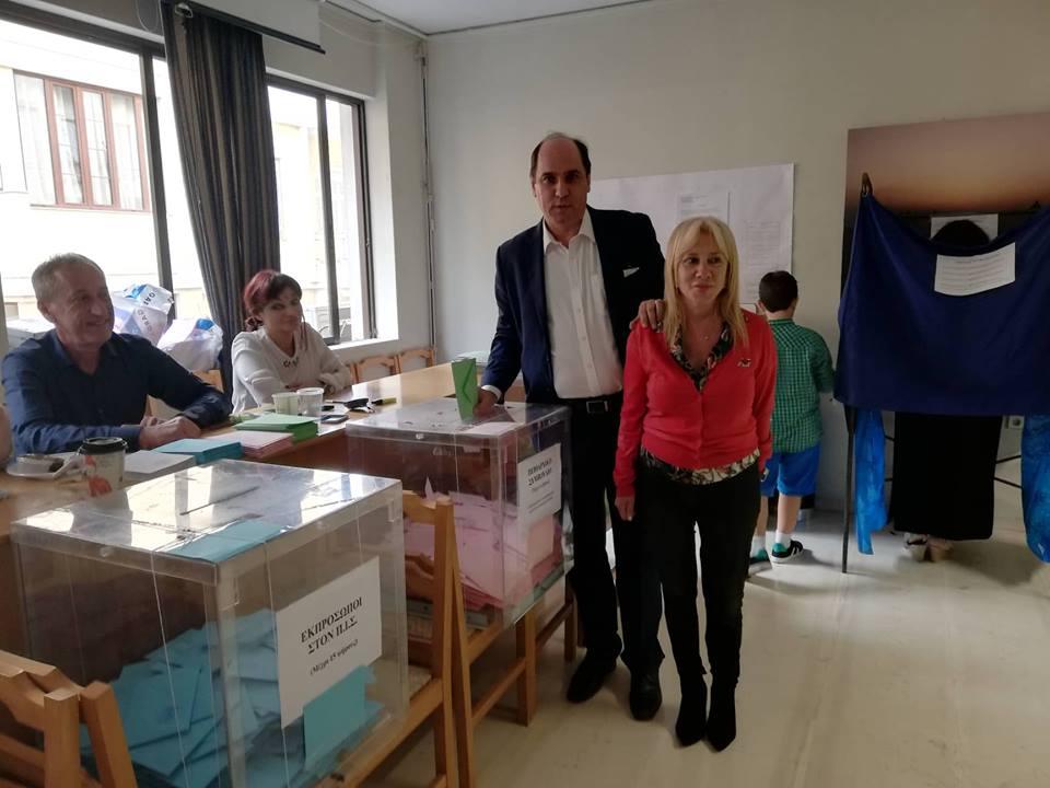 Ευχαριστήρια Επιστολή - Επιτροπάκης Γεώργιος