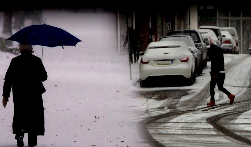 Δεκάδες πολίτες κατέληξαν στα νοσοκομεία του Ηρακλείου τραυματισμένοι λόγω...χιονιά!