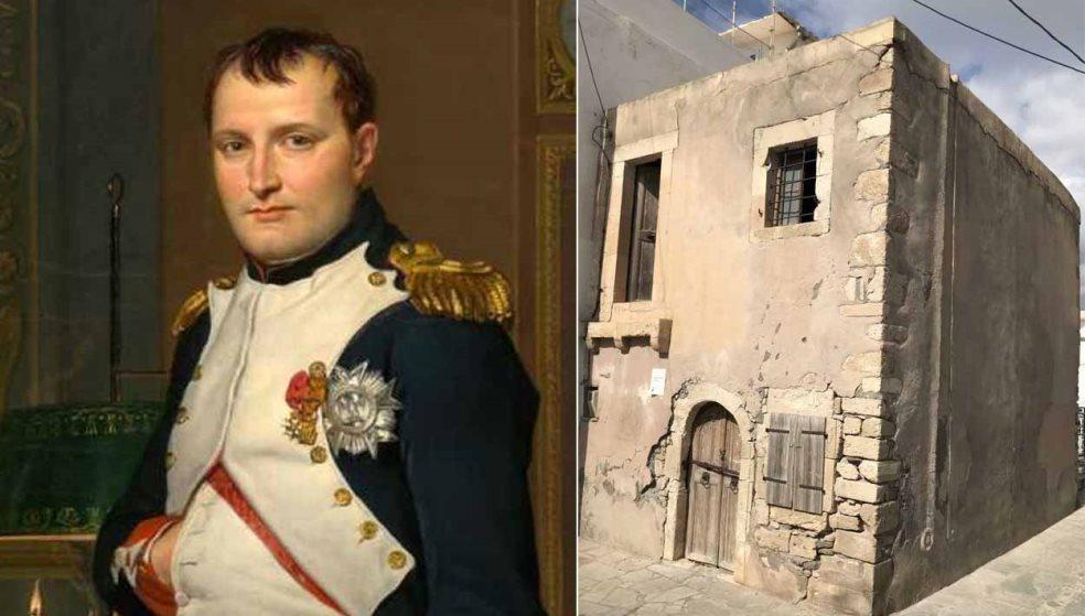 Νέα στοιχεία για το πέρασμα του Μ. Ναπολέοντα από την Κρήτη;