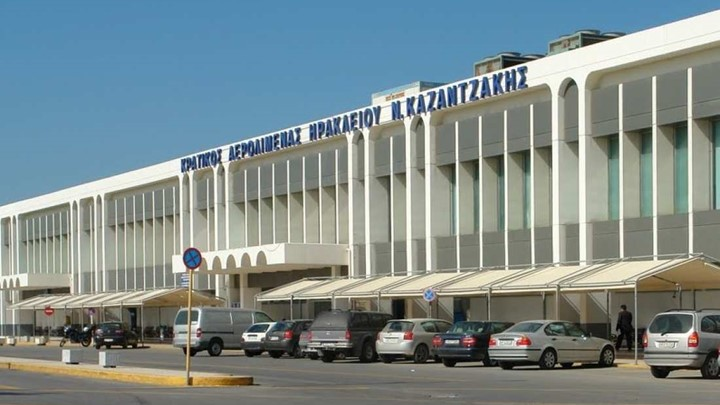 Λαχτάρισαν επιβάτες αεροσκάφους στο «Νίκος Καζαντζάκης»