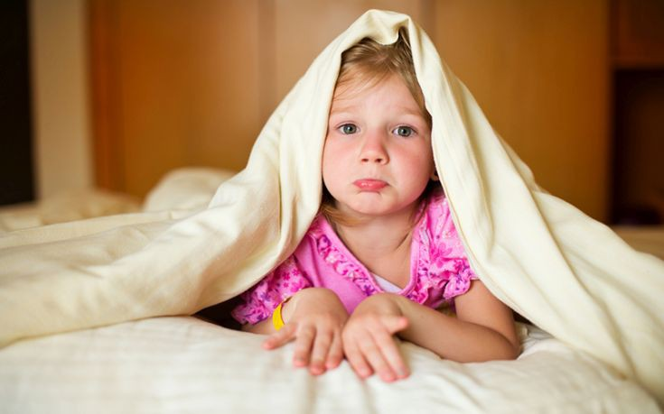 Πώς θα βάλετε πιο εύκολα το παιδί σας για ύπνο