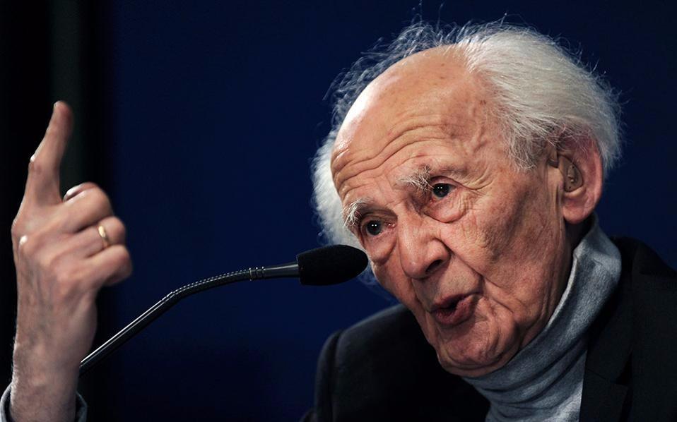 Απεβίωσε ο διακεκριμένος κοινωνιολόγος, Ζίγκμουντ Μπάουμαν