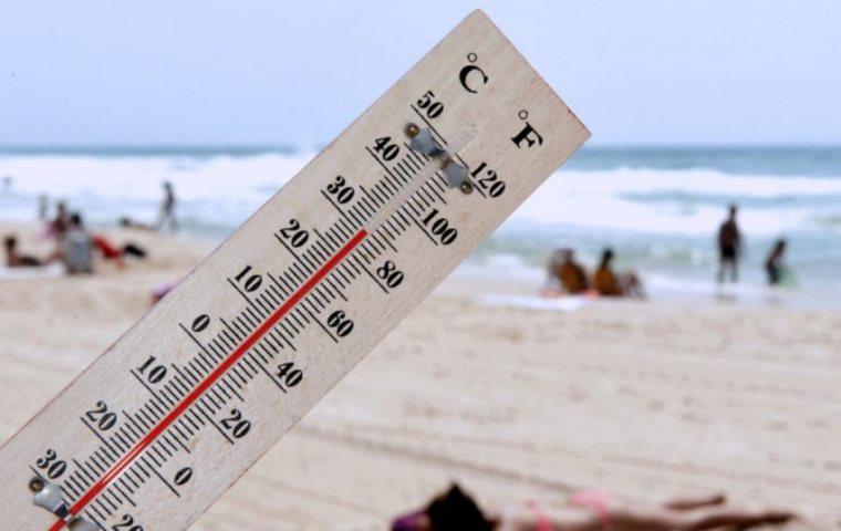 Ο καιρός στην Κρήτη: Στους 35 βαθμούς Κελσίου η θερμοκρασία